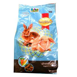 慧心寶貝兔子飼料^(五穀蔬菜^) 1kg