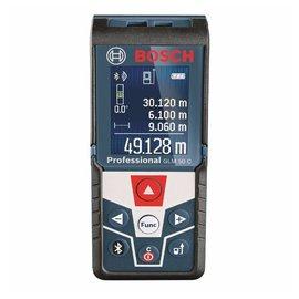 BOSCH 雷射藍芽測距儀GLM50C(50m)★測量結果可數位傳輸★360度傾斜感應器★口袋尺寸