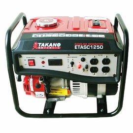 TAKANO 1250W汽油發電機ETASC1250-I★風冷式單缸四衝程