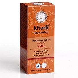 ~德國khadi楷地~植萃髮絲增色粉~ 溫醇栗棕色