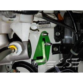 阿宏改裝部品 HONDA NEW FIT GK5 煞車助力頂 煞車固定器 總泵固定器 煞車