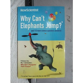 ~書寶 書T7╱原文書_NSR~Why Can t Elephants Jump _New