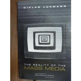 ~書寶 書T7╱原文書_QDT~The Reality of the Mass Media