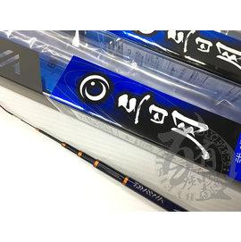 ◎百有釣具◎Daiwa 限量版 三日月 2zoom蝦竿 貳式 藍色 4/6調軟竿 規格:180/210
