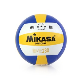 MIKASA 彩膠排球 MVR230(5號球【99301508】≡排汗專家≡