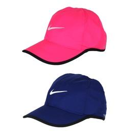 NIKE 運動帽(路跑 慢跑 帽子 棒球帽 鴨舌帽 防曬【98490442】≡排汗專家≡