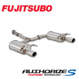 ~Power Parts~FUJITSUBO AUTHORIZE S 雙出尾段 INFIN