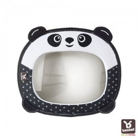 Benbat 後視鏡(熊貓)