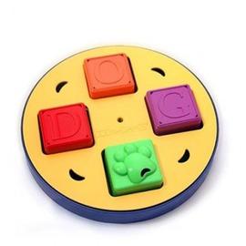 字母盒~美國益智漏食玩具