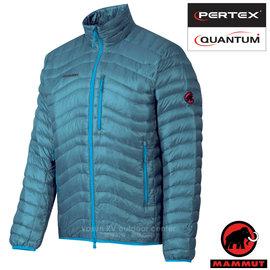【瑞士 MAMMUT 長毛象】男 Broad Peak Light IS 可收納超輕保暖羽絨外套(FP 850+).鵝絨外套.夾克/PERTEX表層防潑水/18380-5325 獵戶藍