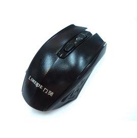 力美G1 無線滑鼠2.4G 筆電/PC 無線滑鼠 隨插即用( 免驅動 )CF LOL 光電遊戲滑鼠