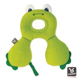 Benbat 寶寶旅遊頸枕 0-12個月(青蛙)