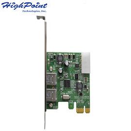 HighPoint RocketU 1022C USB 3.0 外接式擴充卡