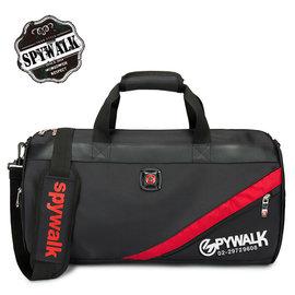 旅行袋 SPYWALK尼龍圓筒戶外訓練圓筒包 NO:S6088