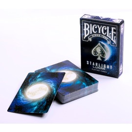 ~USPCC撲克~BICYCLE STARLIGHT LUNAR PLAYING CARD
