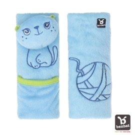 Benbat 安全帶護套 1-4歲(小貓)