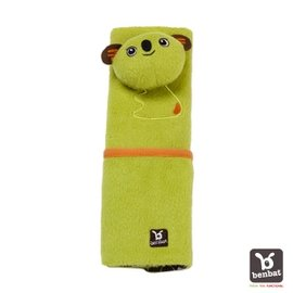 Benbat 安全帶護套 4-8歲(無尾熊)