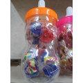 奶瓶罐 彩色奶嘴糖棒棒糖1罐 蘇打餅 蔬菜餅 梅心糖 蜜餞 QQ軟糖 地瓜酥 棉花糖 黑糖