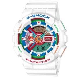 CASIO G~SHOCK超 雙顯立體 腕錶 GA~110MC~7A