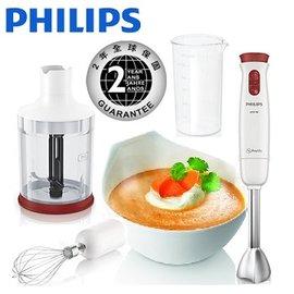 【飛利浦 PHILIPS】手持式多功能攪拌器 HR1627 果汁機 攪拌棒
