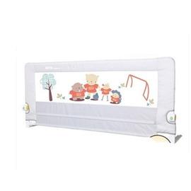 嬰兒床欄護欄寶寶嬰兒童床護欄床圍欄 防摔掉床欄1.5m加強款大床擋板~潮衣部落格~