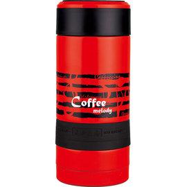 太和工房負離子能量咖啡保溫瓶LBH【380ml】旋律紅