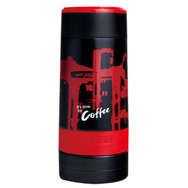 太和工房負離子能量咖啡保溫瓶LBH【500ml】城市黑