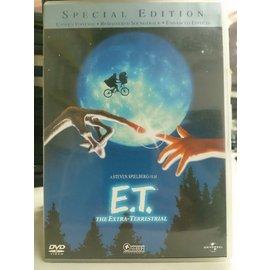 挖寶 片~039~006~ DVD~電影~E.T.外星人20週年特輯 dts版 ~迪沃倫斯