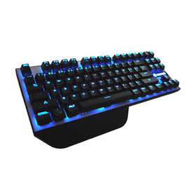 ^~硬派精璽^~ Sades 賽德斯 狼爪刀87機械式鍵盤^|茶軸英文藍光 0002600