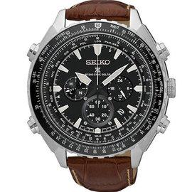 SEIKO 精工 PROSPEX 太陽能電波計時腕錶 8B92~0AK0P SSG005P
