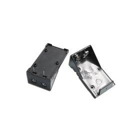 新竹市 9V 6F22電池 電池盒/電池扣/電池座 (帶插針)