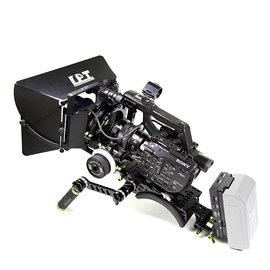 LanParte藍帕特 SONY PXW~FS5 承架系統 攝影套件 機身籠子