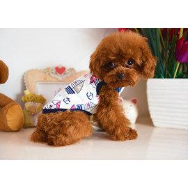DP雜貨鋪 超級可愛不倒絨印花小型寵物衣 多款  貓狗衣服 博美 貴賓