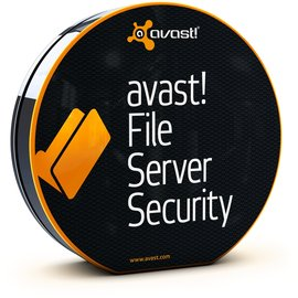 Avast File Server Security^(檔案伺服器防護^)^(1台1年版^