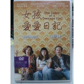 挖寶 片~161~075~ DVD~電影~女孩愛愛日記~克莉絲汀薇格~貝兒波麗