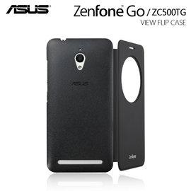 ASUS ZenFone Go ZC500TG Z00VD  視窗感應側掀皮套 透視皮套
