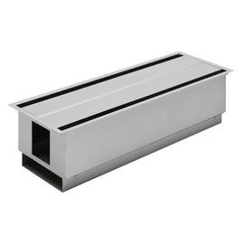 ~NC58~3~ 鋁製六孔線槽盒DCAC~4817