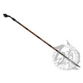 ◎百有釣具◎NISSIN日新  山吹竿受 架竿器 180(6尺) 振出式 2節 仕舞115cm 日本製造 數量不多