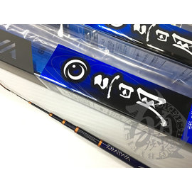 ◎百有釣具◎Daiwa 限量版 三日月 2zoom蝦竿 貳式 藍色 4/6調軟竿 規格:210/240