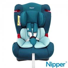 Nipper 0-7歲兒童汽車安全座椅-藍,再贈:ansa喝水訓練杯*1