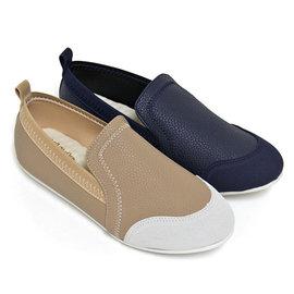 無印風格彈性束口樂福休閒鞋