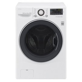 【元盟電器】歡迎詢價更便宜 LG 樂金 14公斤白色洗脫烘 滾筒洗衣機 F2514DTGW
