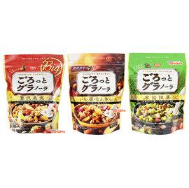 【吉嘉食品】日清-早餐燕麥片(水果果實[缺貨]/栗子番薯[缺貨]/抹茶) 1包200公克135元,日本進口