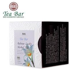~德國農莊 B  G Tea Bar~有機幸運花草茶 ^(1.5g^~10包^)