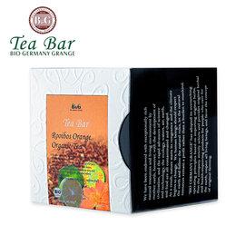 ~德國農莊 B  G Tea Bar~有機橙花檸檬紅葉茶 ^(3g^~10包^)