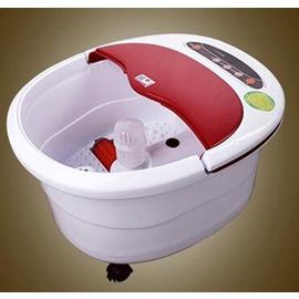 三戟足浴盆器全自動足浴器智能洗腳盆電動按摩加熱泡腳盆洗腳桶~潮衣部落格~