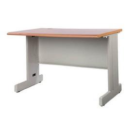 HU主桌木紋檯面 辦公桌 電腦桌 業務桌 100^~70^~74^( 尺寸^)