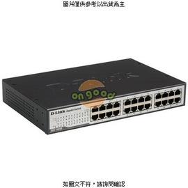 D~Link DGS~1024D 24埠桌上型超高速乙太 器^(綠能版^) ^~G9N^~