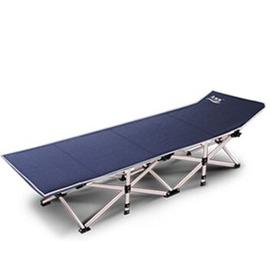 午憩寶折疊床單人床午休床辦公室午睡椅躺椅午睡床簡易床小行軍床~型男部落~