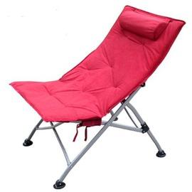 加固辦公室午休椅折疊躺椅午睡椅子靠背椅孕婦 椅太陽椅~型男部落~